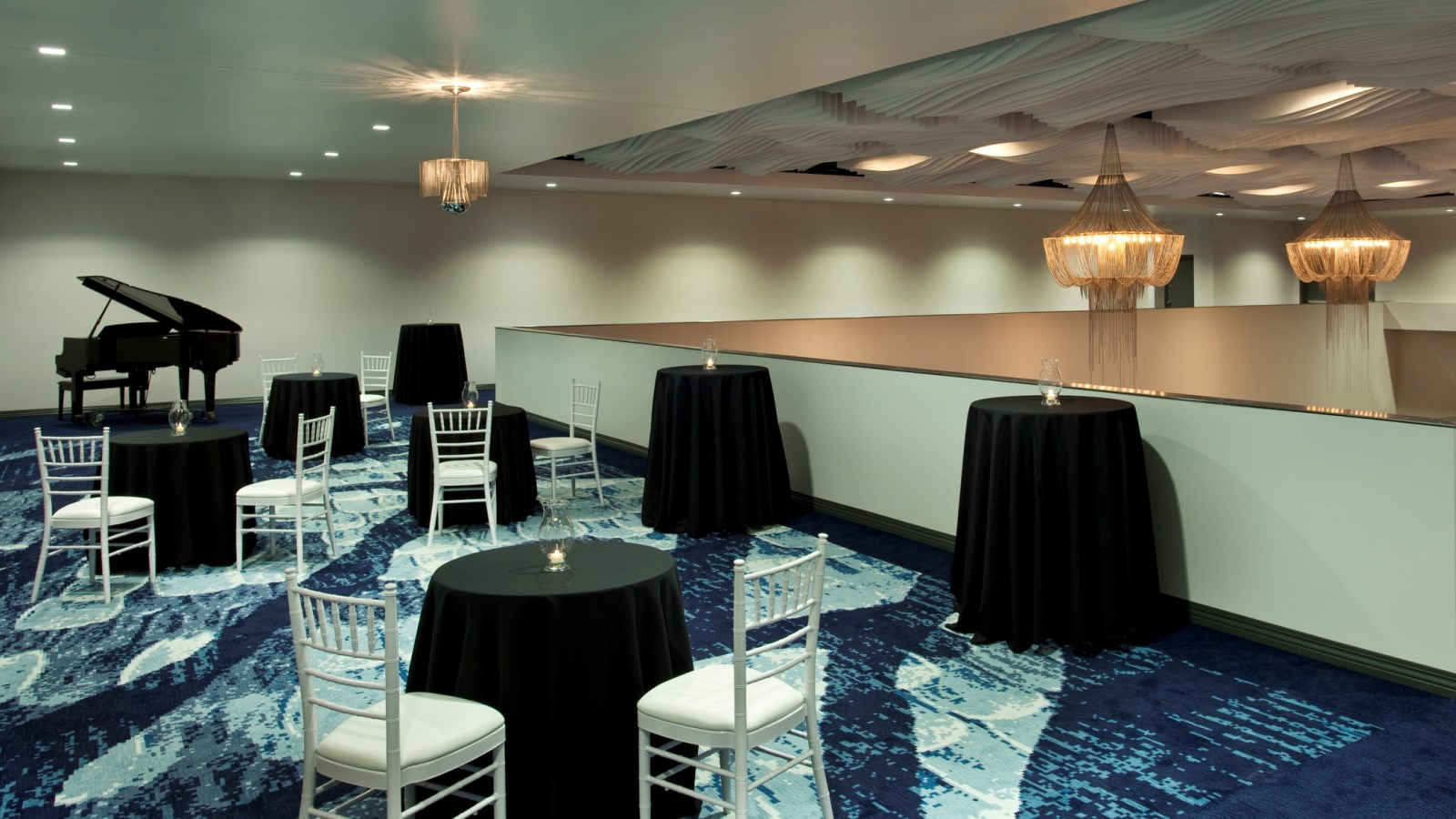 Event Venues OKC - Mezzanine Reception