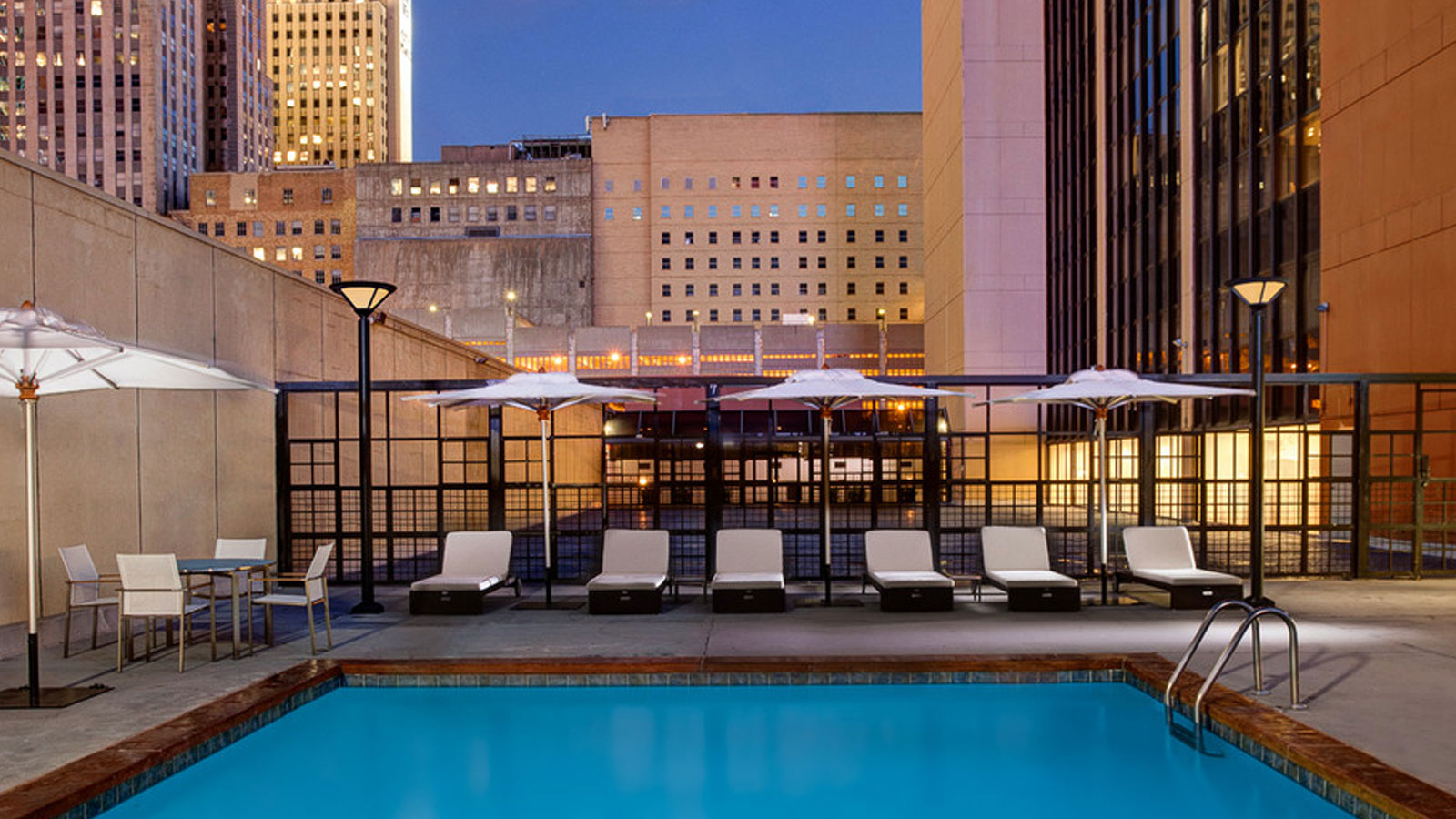 Event Venues OKC - Rooftop Pool