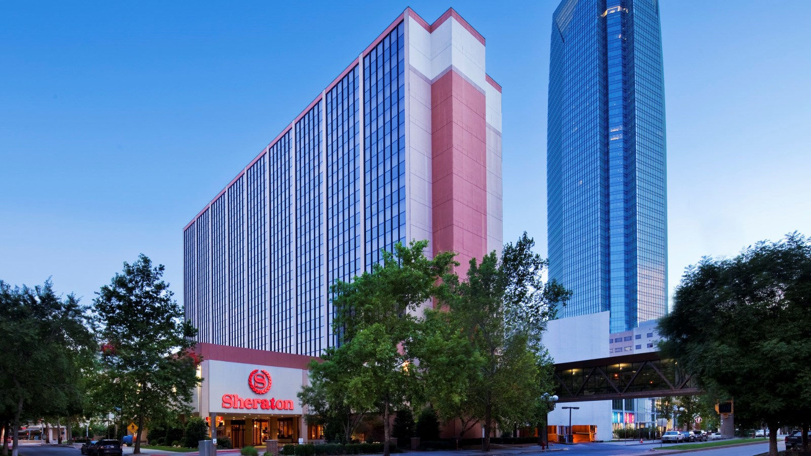 Downtown Oklahoma City Hotel - Features and Amenities