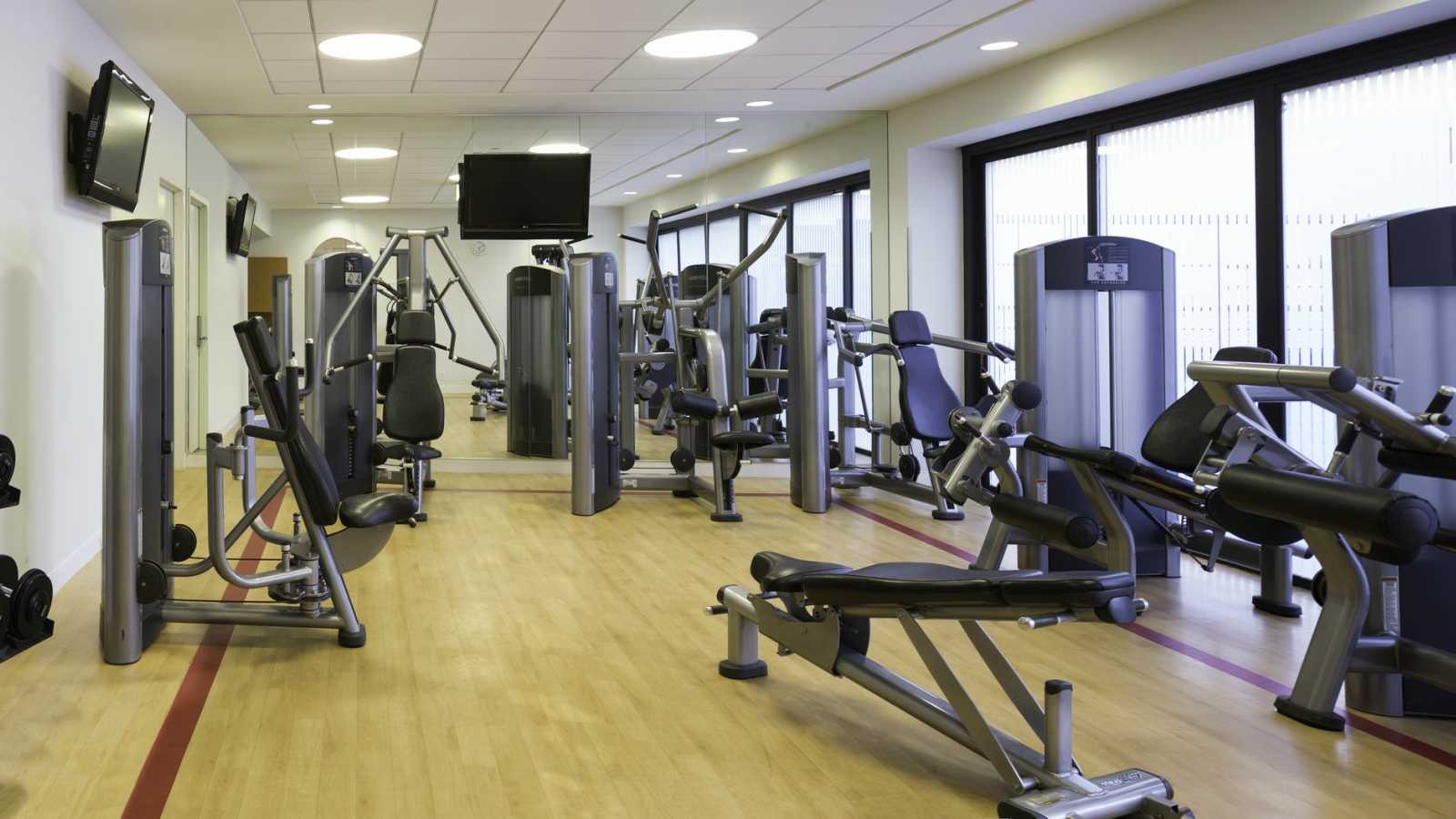 Oklahoma City Hotel - Fitness Center