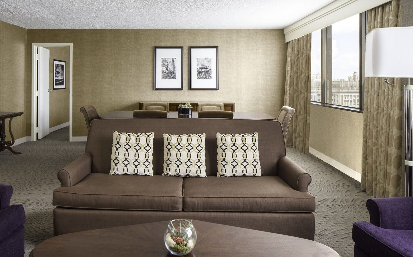 Oklahoma City Accommodations | Presidential Suite | Sheraton ...